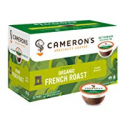 Deals List: Cameron's Coffee Single Serve Pods, Organic French Roast, 12 Count (Pack of 6)