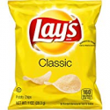 Deals List: 40-Pack Lays Classic Potato Chips 1 Ounce