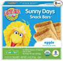 Deals List: Earth's Best Organic Sunny Day Toddler Snack Bars with Cereal Crust, Made With Real Apples - 8 Count (Pack of 6)