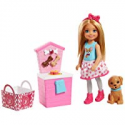 Deals List: Barbie Sisters Chelsea Doll and Puppy Food Stand