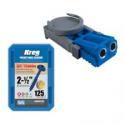 Deals List: Kreg R3 Jig Pocket Hole System with free 2 1/2-inch Screw 125ct