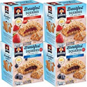 Deals List: 4-Pack Quaker Breakfast Squares Variety Pack 5-Bars