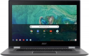 "Deals List: Acer - Spin 15 2-in-1 15.6"" Touch-Screen Chromebook - Intel Pentium - 4GB Memory - 64GB Solid State Drive - Sparkly Silver, CP315-1H-P1K8"
