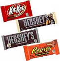 Deals List: 30-Count HERSHEY'S Chocolate Candy Bar Variety Pack (Hershey's, Reese's, Kit Kat)