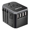 Deals List: EPICKA Universal Travel Power Adapter