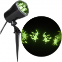 Deals List: Halloween Lightshow Projection Whirl-a-Motion Witch