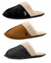 Deals List: U.S. Polo Assn. Mens Slippers Cozy Fleece Slip-on