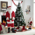 Deals List: Holiday Time 7-Piece Santa Suit (one size fits most)