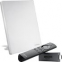 Deals List: Amazon - Fire TV Stick with Alexa Voice Remote and Insignia™ Multidirectional HDTV Antenna