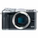 Deals List: Canon EOS M6 Mirrorless Digital Camera (Body Only, Silver)