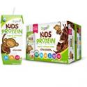 Deals List: Orgain Kids Protein Organic Nutritional Shake, Chocolate, Gluten Free, Kosher, Non-GMO, 8.25 Ounce, Pack of 12