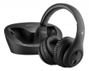 Deals List: Insignia™ - Over-the-Ear Wireless Headphones - Black, NS-WHP314