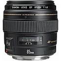 Deals List: Canon EF 85mm f/1.8 USM Medium Telephoto Lens for Canon SLR Cameras - Fixed