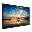 Deals List: TaoTronics Projector Screen - 120 inch, 16:9 Ratio Foldable and Portable Projection Movie Screen for Outdoor, Indoor and Home Cinema (1.1 Gain, 160° Viewing Angle, Includes a Carry Bag)
