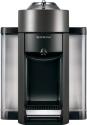 Deals List: Nespresso - Vertuo Coffee Maker and Espresso Machine with Aeroccino Milk Frother by DeLonghi - Graphite Metal, ENV135GYAE