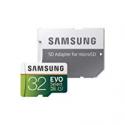Deals List: Samsung 32GB 95MB/s (U1) MicroSD EVO Select Memory Card with Adapter (MB-ME32GA/AM)