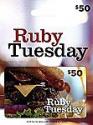 Deals List: $50 Ruby Tuesday Gift Card