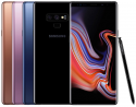 "Deals List: Samsung Galaxy Note 9 SM-N9600 / SM-N960F/DS 128GB Factory Unlocked 6.4"" Android Smartphone, 2018 model (Ocean Blue or Midnight Black)"