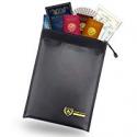 Deals List: Fireproof Document Bags, Fire Water Resistant