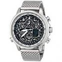 Deals List: Navihawk UTC Eco-Drive Chronograph Men's Watch JY8030-83E