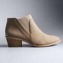 Deals List: Simply Vera Vera Wang Skylark Women's Ankle Boots