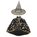 Deals List: On'h Halloween Witch Cloak Costumes Wizard with Hat