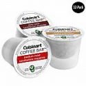 Deals List: Cuisinart Coffee Bar K Cup Single Serve Capsules 12 Count For All K-Cup Machines