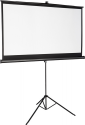 "Deals List: Insignia™ - 75"" Tripod Projector Screen - Black/White, NS-SCR115"