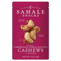 Deals List: Sahale Snacks Pomegranate Vanilla Flavored Cashews 4oz