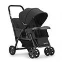 Deals List: JOOVY Caboose Too Graphite Stand-On Tandem Stroller, Black