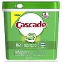 Deals List: Cascade ActionPacs Dishwasher Detergent, Fresh Scent, 105 count