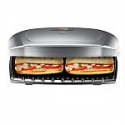 Deals List: George Foreman 9-Serving Basic Plate Electric Grill and Panini Press, 144-Square-Inch, Platinum, GR2144P