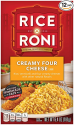 Deals List: Rice a Roni, Creamy Four Cheese, Rice Mix (Pack of 12 Boxes)