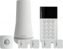 Deals List: SimpliSafe - Protect Home Security System - White, SS3-01