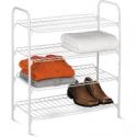 Deals List: Honey Can Do 4-Tier Wire Shoe and Accessory Shelf/Closet