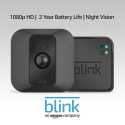 Deals List: Blink XT Home Security Camera System for Your Smartphone with Motion Detection, Wall Mount, HD Video, 2-Year Battery and Cloud Storage Included - 1 Camera Kit