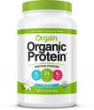 Deals List: Orgain Organic Plant Based Protein Powder, Vanilla Bean, Vegan, Gluten Free, Kosher, Non-GMO, 2.03 Pound