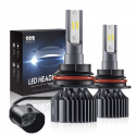 Deals List: SEALIGHT 9007 HB5 led headlight bulbs Hi/Lo Beam,Smallest Size,Super Bright 12xCSP Chips Conversion Kit Dual beam Bulb 6000LM 6000K White(Pack of 2)