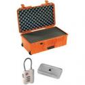 Deals List: Pelican 1535 AIR Case CS-OR/TSA LOCK/DES Silica Gel