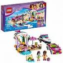 Deals List: LEGO Friends Andrea's Speedboat Transporter 41316 Building Kit (309 Piece)