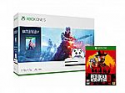 Deals List: Xbox One S 1TB Console - Battlefield V Bundle [Pre-Order] + Red Dead Redemption 2 - Xbox One