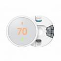 Deals List: Nest Thermostat E White 24-Bit Color LCD Screen Smartphone Connectivity