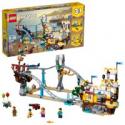 Deals List: LEGO Creator Pirate Roller Coaster 31084 923-Piece