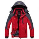 Deals List: Wantdo Mens Mountain Waterproof Ski Jacket