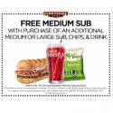 Deals List: @Firehouse Subs