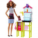 Deals List: Barbie Pet Groomer Doll FJB31