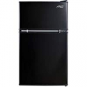 Deals List: Arctic King 3.2 cu ft Double Door Mini Fridge with Freezer