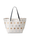 Deals List: Neiman Marcus Minali Parrot Embroidered Tote Bag