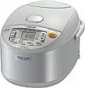 Deals List: Zojirushi NS-YAC10 Umami Micom Rice Cooker and Warmer, Pearl White, 5.5 Cup Capacity