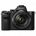Deals List: Sony Alpha 7II Mirrorless Camera w/ 28-70mm F3.5-5.6 OSS Lens + Vanguard Tripod + 64GB Memory Card